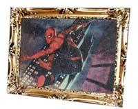 как с помощью струйного принтера cделать шедевры - человек-паук