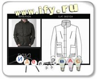 Бизнес на создании своей одежды в сети.