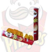 Модернизация упаковки чипсов Pringles