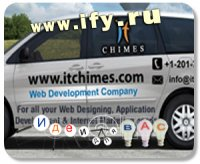 Бизнес идея: Биржа рекламных мест на автомобиле