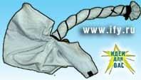 Создание эффектов при крашение футболок, хлопчатобумажных тканей.