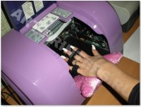 Прибыльный бизнес на основе принтера на цветах и ногтях!