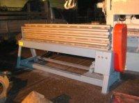 Установка для изготовления металлошифера из листового металла