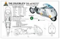 """Бизнес идея: """"Зеленый"""" мотоцикл будущего"""