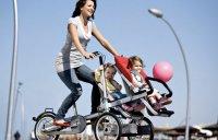 Бизнес идея: Коляска-велосипед