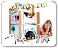 Бизнес идея: Эко-дом для кошек
