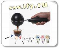 Бизнес идея: Портативное устройство для приготовления эспрессо