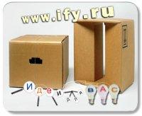 Бизнес идея: Мебель из гофрированного картона