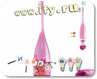 Бизнес идея: Зубная щетка «все в одном»