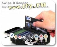 Бизнес идея: Терминал для приема кредитных карт в виде iPhone