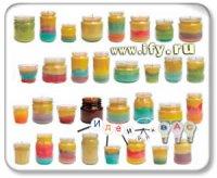 Бизнес идея: Декоративные свечи со свалки.