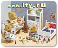 Бизнес идея: Детские комнаты в супермаркетах