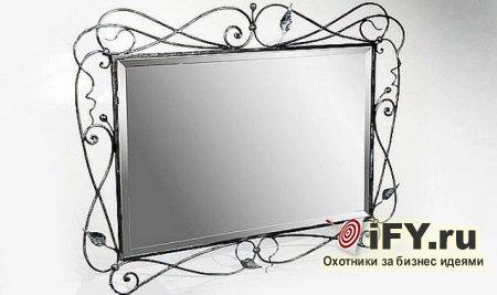 Бизнес идея производства зеркал