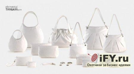 Бизнес-обзор: Elemental Threads - персонализация женских сумок