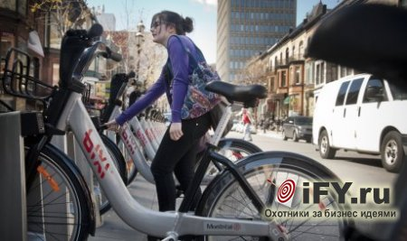 Бизнес на велотакси