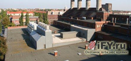 Бизнес-обзор: Frisch vom Dach - ферма на крыше!