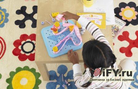 Бизнес из США: Игры для развития пространственного воображение