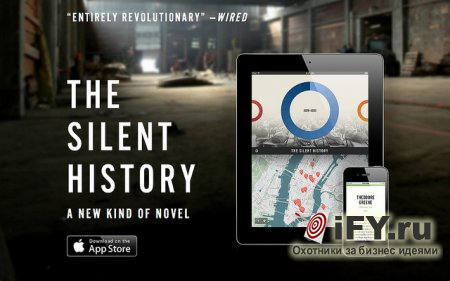 Творческие задания через iPhone и iPad