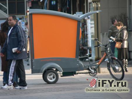 Бизнес из Франции: необычные и очень прибыльные велосипеды
