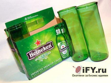 Бизнес идея: Переработка пивных бутылок
