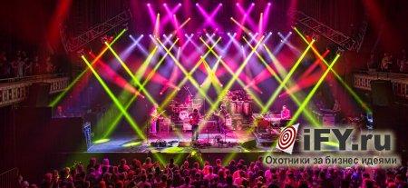 Подарок для меломанов: отличное звучание на концертах!