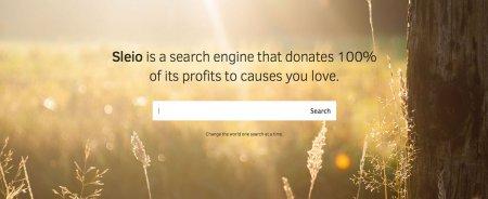 Поисковая система как средство для благотворительности